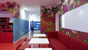 Impresión gran formato para decoración de espacios, oficinas, restaurantes