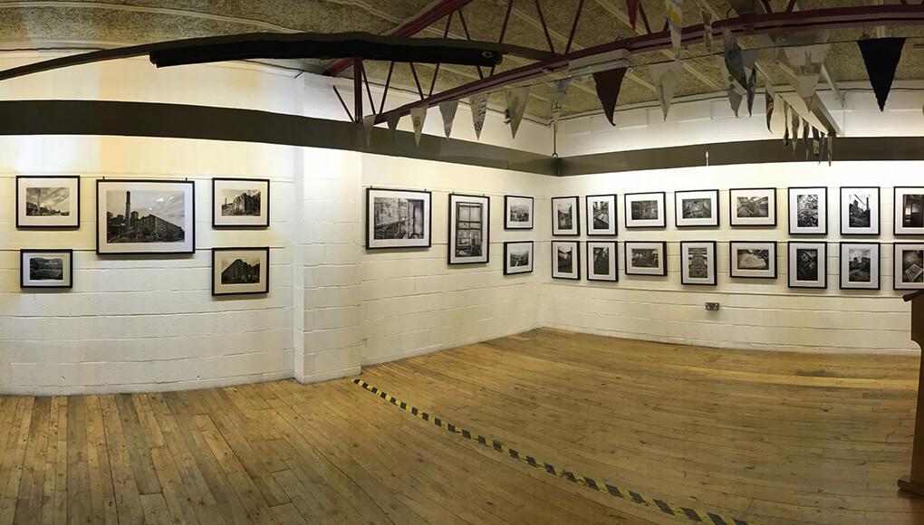 Impresión gran formato de imágenes fotográficas para galería de arte