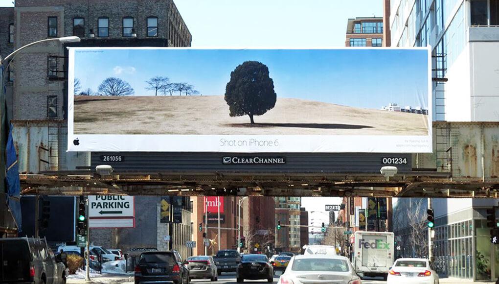 Impresión gran formato de lona para publicitaria luminosa